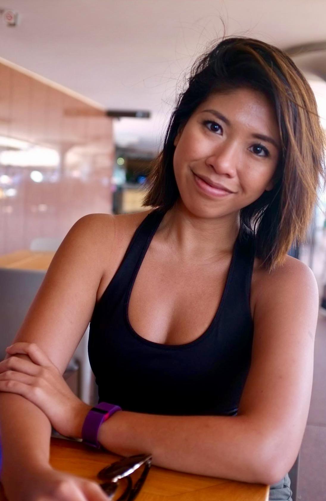 Tracy Llanera